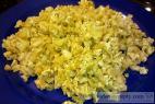 Recept Karfiolový mozoček - karfiolový mozoček so zemiakmi - návrh na servírovanie