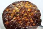 Recept Trepací mandarínková torta s banánom - čokoládová torta