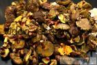 Recept Staročeská praženica - čerstvé huby