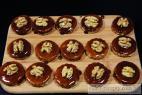 Recept Linecké pečivo s čokoládou - linecké pečivo - postup