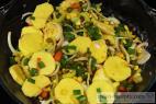 Recept Rýchle kurča na zelenine - kurča na zelenine - príprava