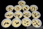 Recept Ovocné vanilkové muffiny - vanilkové muffiny - príprava
