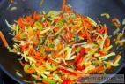Recept Ázijská kuracia čína na víne so staročeskou ryžou - kuřecí čína - příprava