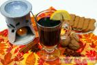 Recept Rýchle rumové varené víno s medom - varené víno - návrh na servírovanie