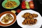 Recept Tvarohový diétný tzatziki dip - grilované pochutiny vhodné k dipu