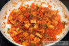 Recept Paradajkove tofu s bazalkou - tofu - príprava