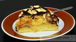 Ultrarýchla trepací mandarínková torta