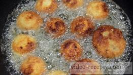 Šampiňóny obalené v polievkovom korení
