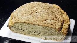 Domáci sedliacky chlieb