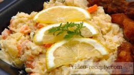 Zemiakový šalát - základný recept