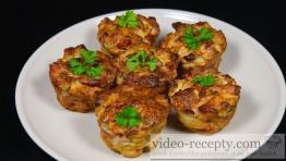 Muffiny z plnky