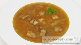Jemná a rýchla vianočná polievka z filé