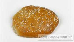 Sezamové žemle