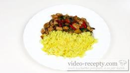 Kari ryža z rýžovara