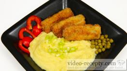 Rybie šišky s brokolicou