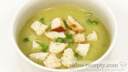 Jednoduchá pórová polievka