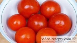 Ako olúpať paradajky