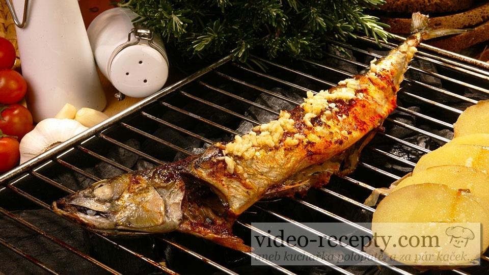 Makrela na grile